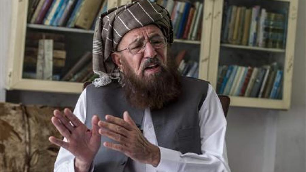 مولاناسمیع الحق - پدرمعنوی طالبان: برای جهاد علیه امریکا با ما متحد شوید!