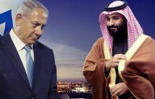 نتانیاهو و بن سلمان 226x145 - دیدار محرمانه نتانیاهو و بن سلمان در اردن