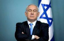 نتانیاهو 226x145 - تظاهرات در تلآویو علیه صدراعظم اسراییل به خشونت کشیده شد