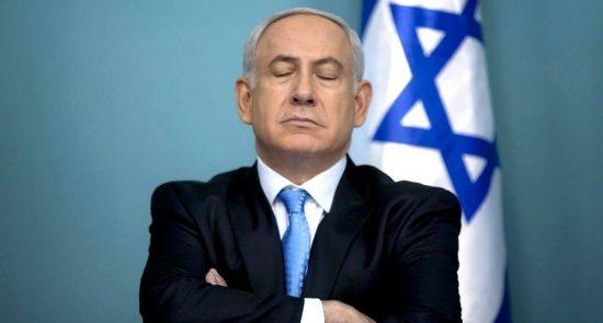 نتانیاهو 550x295 - انتخابات اسراییل؛ کشف صدها حساب تویتری جعلی در حمایت از نتانیاهو