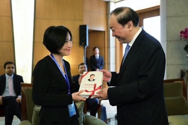 نشست رسانههای اعضای شانگهای 5 - تصاویر/ اولین نشست رسانههای اعضای شانگهای