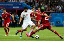 هسپانیا ایران 226x145 - تیم فوتبال هسپانیا از سد ایران گذشت