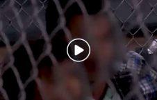 ویدیو/ رفتار حیوانی امریکا با مهاجران