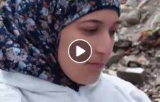 زن جوان عراقی اجساد داعش جمع 226x145 - ویدیو/ زن جوان عراقی که اجساد داعش را جمع می کند!