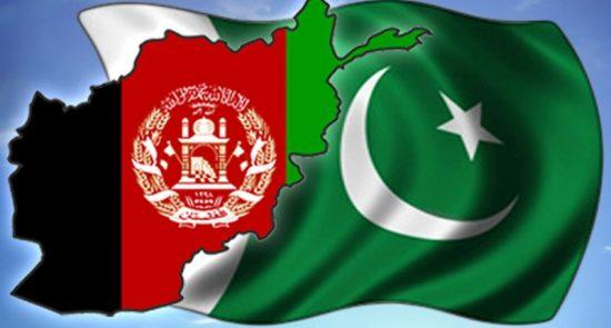 پاکستان افغانستان 550x295 - احضار شارژدافیر سفارت افغانستان به اسلام آباد