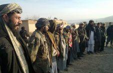 پروسه صلح 226x145 - قوماندان طالب و افرادش در جوزجان به پروسه صلح پیوستند