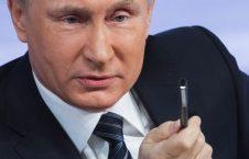 پوتین 226x145 - پوتین، کشورهای اروپایی را ترسو خطاب کرد!