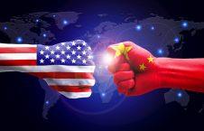 چین امریکا 226x145 - مقابلۀ پکن با اقدام واشینگتن!