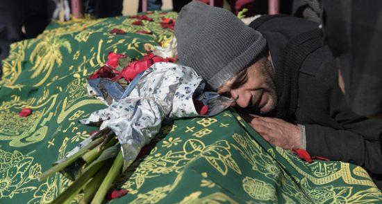 کشته 550x295 - جنایت های خارجی ها در افغانستان و تاثیر آن بر نسل های آینده