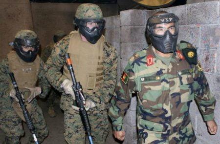 کماندو 450x295 - کماندوی افغان زیر شکنجه جان داد + عکس