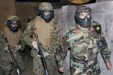 کماندو - کماندوی افغان زیر شکنجه جان داد + عکس