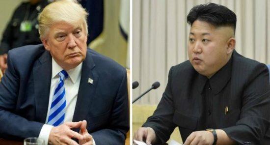 کیم جونگ اون 550x295 - نامهی محرمانه رهبر کوریای شمالی به رییس جمهور امریکا