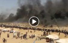 ویدیو/ پیام رهبر مذهبی ایران به جوانان عرب
