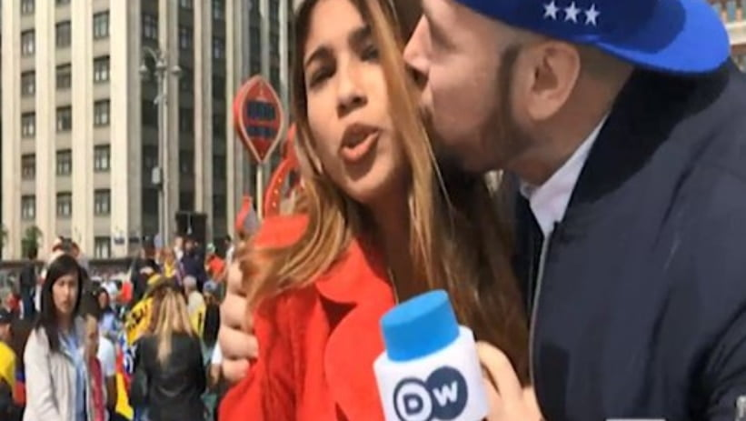 جنسی خبرنگار - افشا شد؛ آزارهای جنسی زنان در جام جهانی 2018