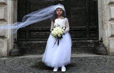 ازدواج 226x145 - ازدواج جنجالی ملا امام مسجد با دختر 11 ساله