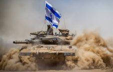 اسراییل تانک 226x145 - نبرد تن به تن جوانان حماس با تانک های اسراییل