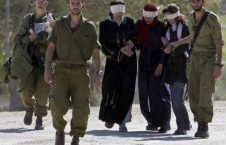 اسراییل 226x145 - اردوی اسراییل 32 نفر از ساکنان قدس شرقی را دستگیر کرد