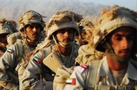 امارات 450x295 - آموزش قوماندانان نظامی اردوی سعودی و امارات متحده عربی در اسراییل