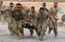 امریکا عسکر 226x145 - کشته شدن یک عسکر امریکایی در افغانستان