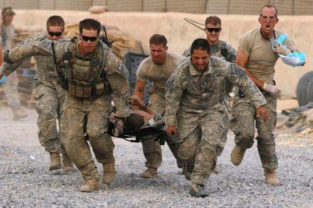 امریکا عسکر - کشته شدن سه عسکر ناتو در افغانستان به دست طالبان