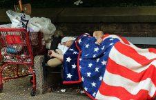 امریکا فقر 226x145 - فقیر بودن در امریکا جرم است!