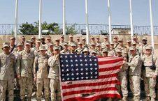 امریکا کمپ 226x145 - ساخت كمپ تروريستی توسط امريكا در ولايت فراه