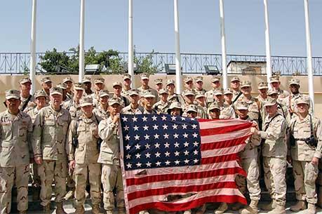 امریکا کمپ - ساخت كمپ تروريستی توسط امريكا در ولايت فراه