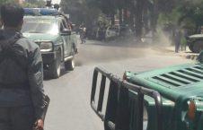 انفجار 226x145 - حمله انتحاری در نزدیکی تجمع حامیان جنرال دوستم در کابل