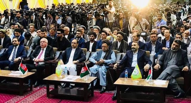 ایتلاف بزرگ ملی افغانستان  - جبهه ملی نوین راه اش را از ایتلاف بزرگ ملی افغانستان جدا کرد