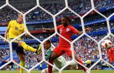بریتانیا سویدن 226x145 - بریتانیا به جمع 4 تیم برتر جام جهانی راه یافت؛ روسیه حذف شد