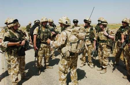 عسکر - افزایش شمار عساکر بریتانیا در افغانستان