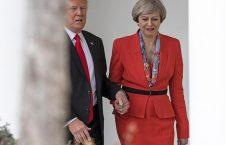 ترمپ تزارمی 226x145 - مخالفت مردم بریتانیا با سفر ترمپ به این کشور!