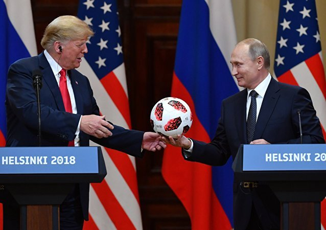 ترمپ پوتین 1 - خیانت ترمپ، خشم امریکا را برانگیخت!