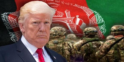 ترمپ - خروج امریکا از افغانستان؛ صبر ترمپ به پایان رسید