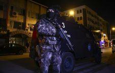 ترکیه پولیس 226x145 - دستگیر شدن 20 عضو داعش در ترکیه