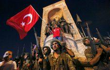 نقش امارات و عربستان در کودتای نافرجام ترکیه