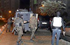 ترکیه 226x145 - دستگیر شدن 14 داعشی توسط پولیس ضد ترور ترکیه
