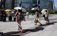 جاپان 226x145 - افزایش شمار جان باختگان گرما در جاپان