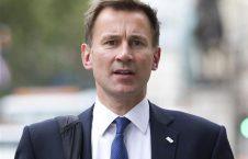 جرمی هانت 226x145 - تعین جرمی هانت به حیث وزیر امور خارجه جدید بریتانیا