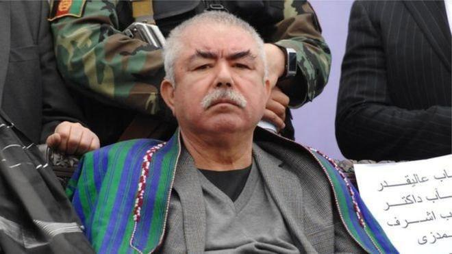 جنرال دوستم 1 - پلان جنرال دوستم برای شکست طالبان در شمال
