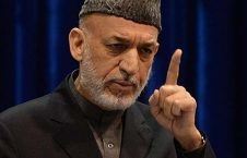 حامد کرزی 226x145 - کرزی: زخم های تن افغانستان با بم های امریکایی تداوی نمی شود!