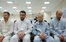 داعش 1 226x145 - عوامل داعش در ایران اعدام شدند