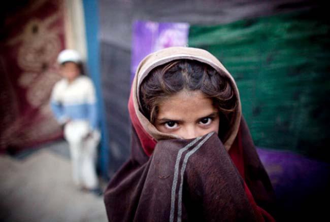 دختر 1 - فروش یک دختر 8 ساله در ولایت فاریاب