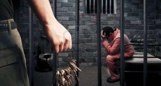زندان 1 550x295 - زندان مخوف امریکا در شهر رقه سوریه