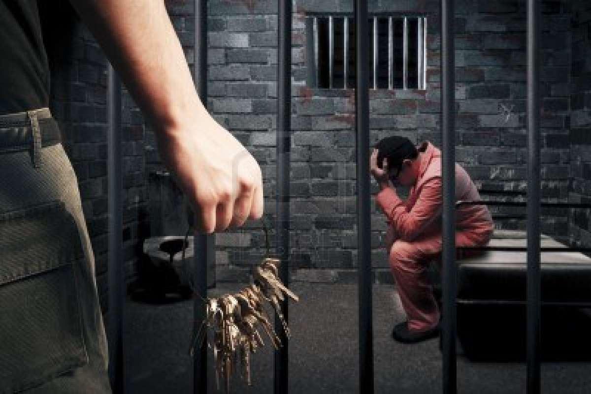 زندان 1 - زندان مخوف امریکا در شهر رقه سوریه