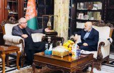 ستانکزی دوستم 1 226x145 - تامین امنیت انتخابات محور اصلی گفتگوی جنرال دوستم با رییس امنیت ملی