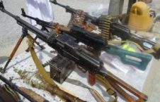 1 226x145 - کشف 27 میل سلاح بدون مجوز قانونی در کابل