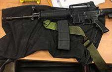 سلاح 226x145 - تصویر/ دختر اسراییلی مسلح در مسجد الاقصی