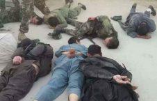 شکنجه محافظان قیصاری 226x145 - واکنش رییس جمهور غنی به ویدیوی شکنجه شدن محافظان قیصاری