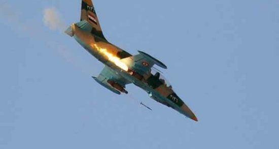 طیاره 550x295 - مقام سوری: دیر یا زود به سرنگونی طیاره جنگی سوخو پاسخ میدهیم